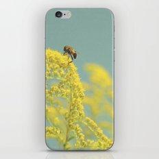 Happy Be(e) iPhone & iPod Skin