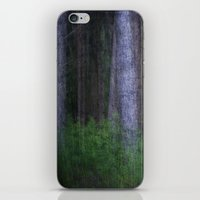 The Dark Woods iPhone & iPod Skin
