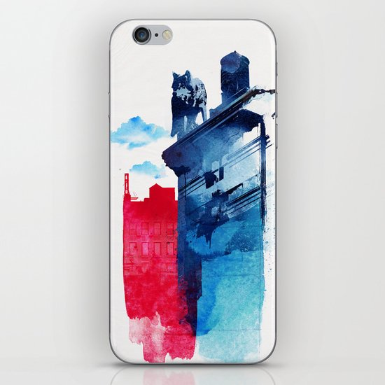 This is my town iPhone & iPod Skin
