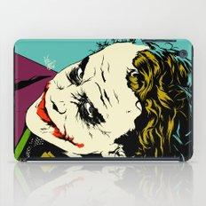 Joker So Serious iPad Case