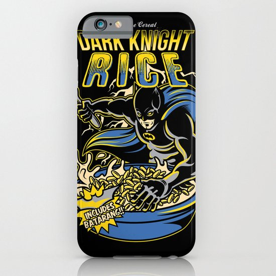Dark Knight Rises iPhone & iPod Case