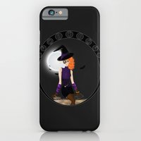 Witch - Vector iPhone 6 Slim Case