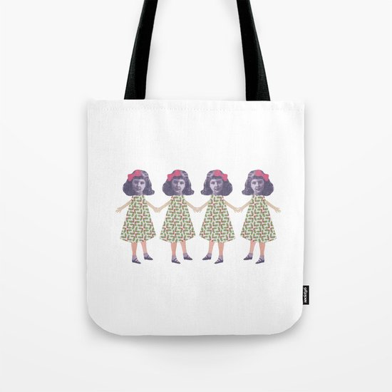 Christmas love Tote Bag