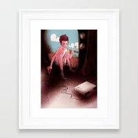 Nestalgia Framed Art Print