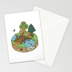 New Leaf Stationery Cards