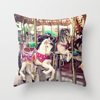 An Afternoon To Remember Throw Pillow