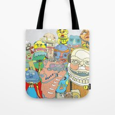 WE ARE FAMILY! Tote Bag