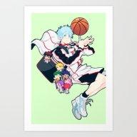 Kuroko  Art Print
