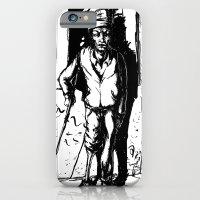 iPhone & iPod Case featuring O Super Mendigo by Pedro Alves