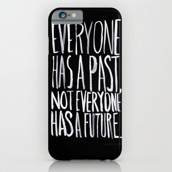 Past/Future iPhone & iPod Case