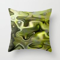 Crazy Little thing  Throw Pillow
