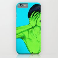 """iPhone & iPod Case featuring """"22-NO.1"""" by Mojo Wang"""
