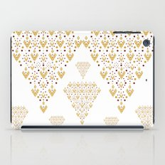 Geometric Diamond iPad Case