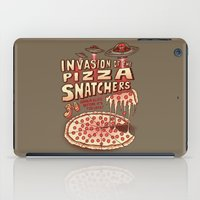 Invasion of the Pizza Snatchers iPad Case