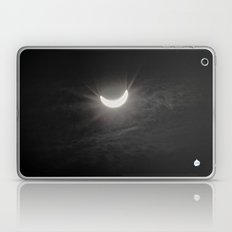 The Smile Of The Eclipse Laptop & iPad Skin