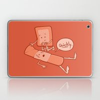 Come To My Aid Laptop & iPad Skin