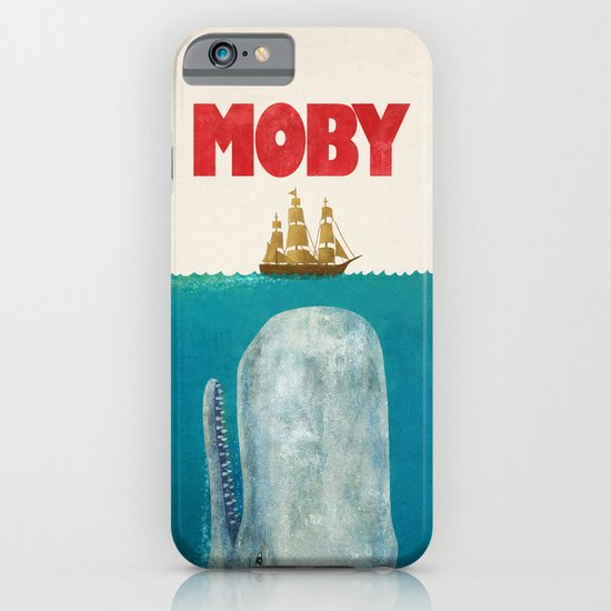 Moby  iPhone & iPod Case