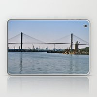 Over The Savannah River Laptop & iPad Skin