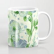 Soft Floral Mug