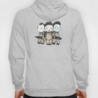 PlushBusters  Hoody