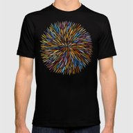 T-shirt featuring Watercolor Burst – Ret… by Cat Coquillette
