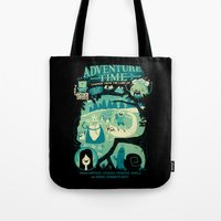 Legends From The Land Of… Tote Bag