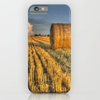 iPhone & iPod Case featuring The Farm by David Pyatt