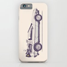 Famous Car #2 - Delorean Slim Case iPhone 6s