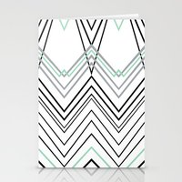 Mint Chevy  Stationery Cards