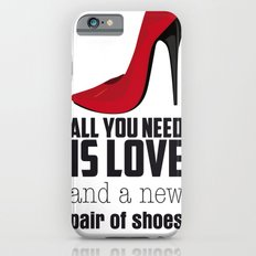 All you need is love! iPhone 6 Slim Case