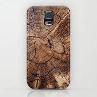 Knock On Wood Galaxy S5 Slim Case