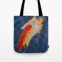 Fly (Homage To T. Hawk) Tote Bag