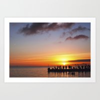 Key West Art Print
