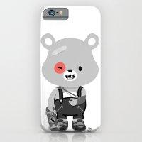 Bruised Bear iPhone 6 Slim Case