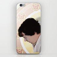 The Royal Sheet iPhone & iPod Skin
