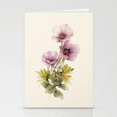 Geranium & Gardenmint Stationery Cards