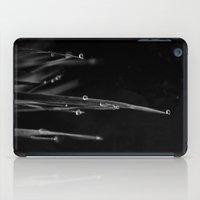 Black Grass iPad Case