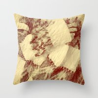 Cozy For Winter  Throw Pillow