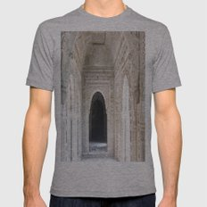 Inside the Palace Mens Fitted Tee Athletic Grey SMALL