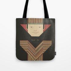 Nola Rae · Walk & Talk Tote Bag