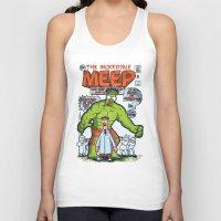 Incredible Meep Unisex Tank Top
