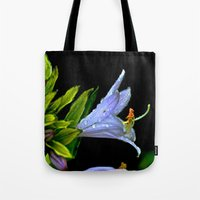 Water Clings to Beauty Tote Bag