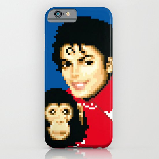 walkers from the moon iPhone & iPod Case