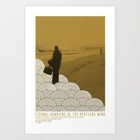 Eternal Sunshine Of The … Art Print
