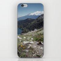 Mt Shasta iPhone & iPod Skin