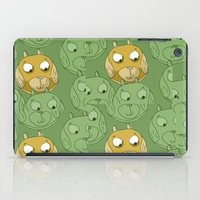 Dog Balls iPad Case