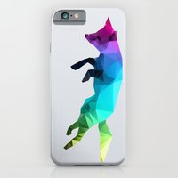 iPhone Cases featuring Glass Animal - Flying Fox by Three of the Possessed