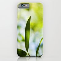 iPhone & iPod Case featuring Bamboo Leaf by Katie Kirkland Photography