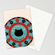 Katsino Las Vegas Stationery Cards