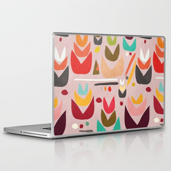 Proud Garden Laptop & iPad Skin
